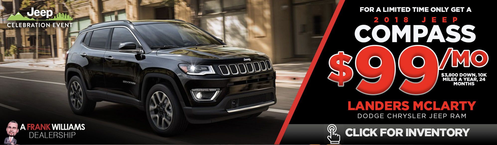Pick A Your Deal At Landers McLarty Dodge Chrysler Jeep Ram In Huntsville,  AL!