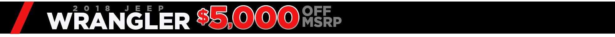 MSRP offer