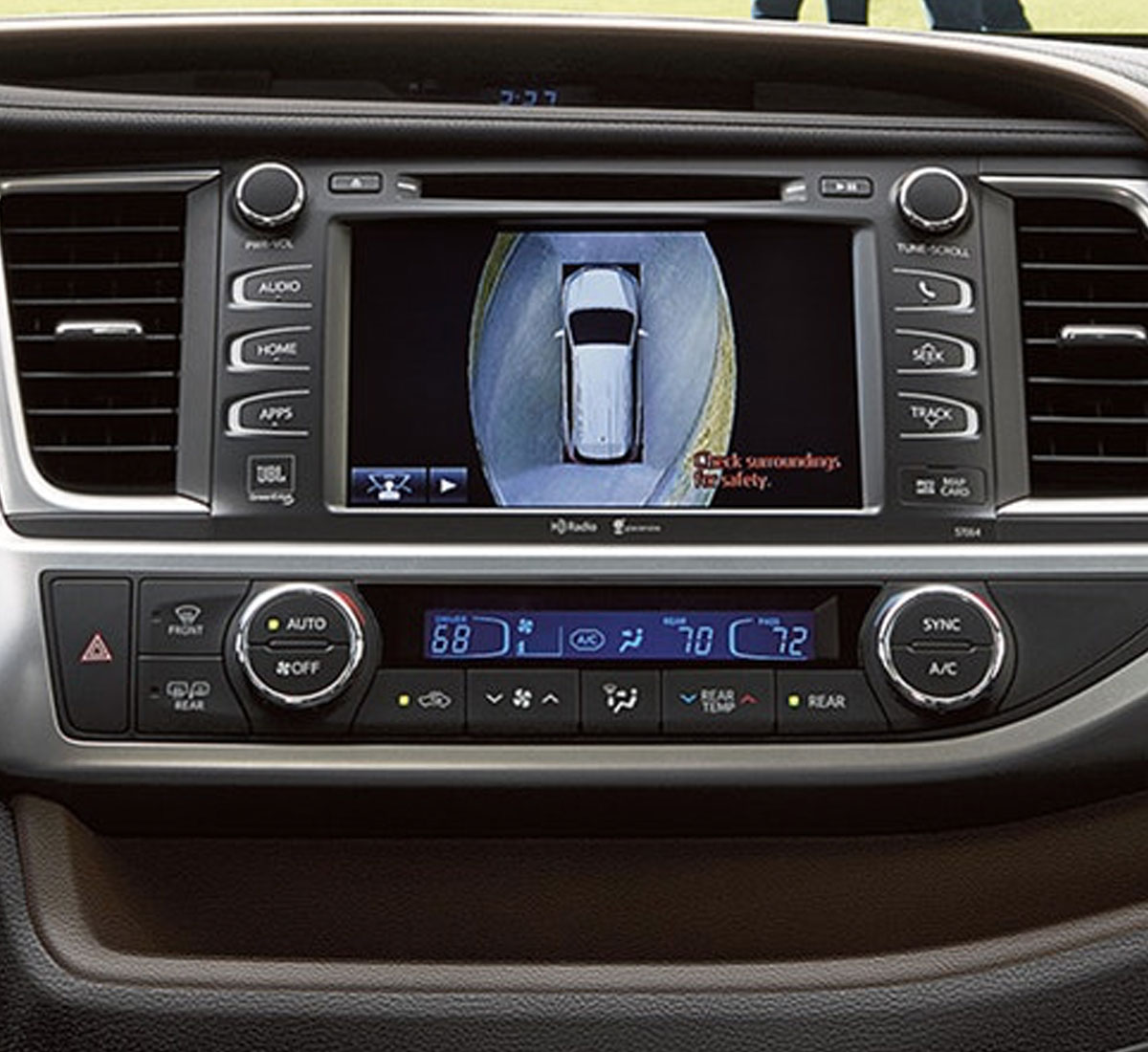 Pictures Of Toyota Highlander: 2018 Toyota Highlander