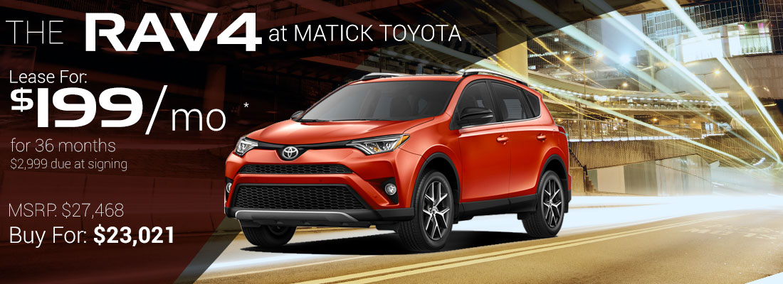 View Our Rav4 Inventory Cur Specials