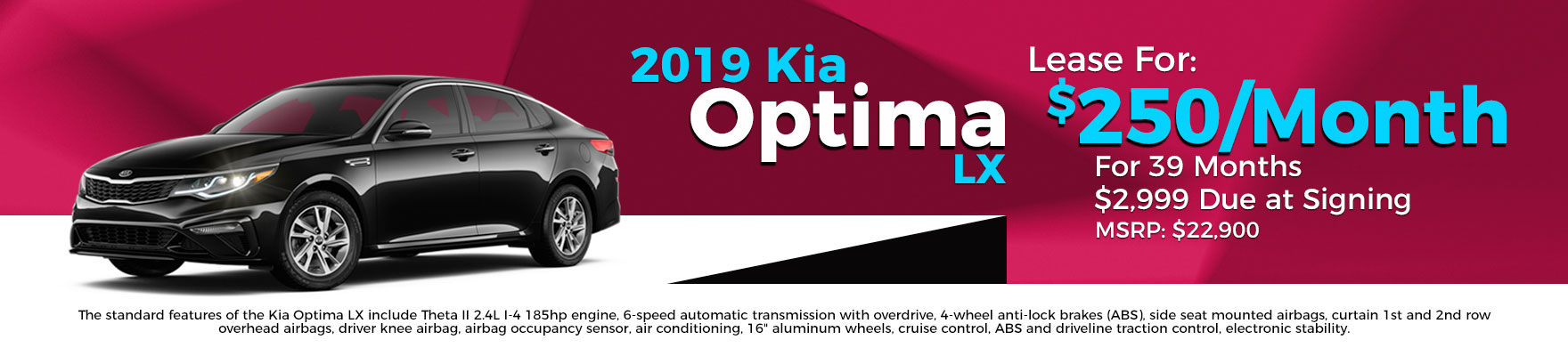 Kia Specials Template;