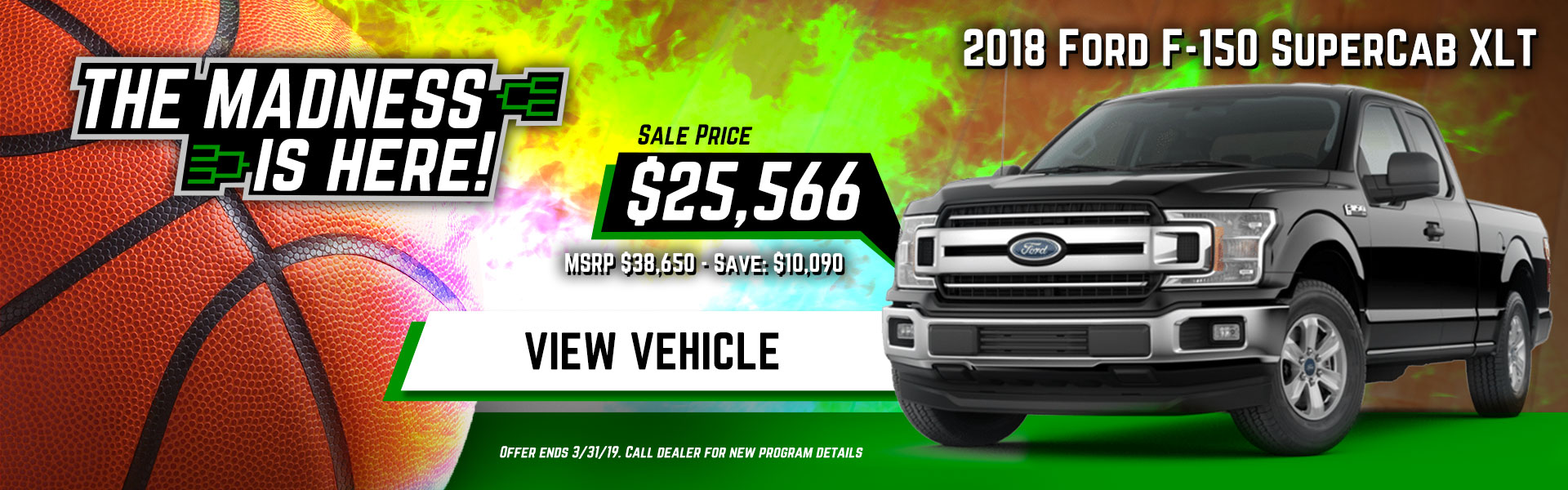 Ford March Madness Special;