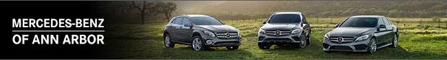 Mercedes-Benz of Ann Arbor - 570 Auto Mall Dr. Ann Arbor, MI 48103